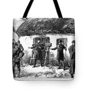Irish Land League, 1887 Tote Bag