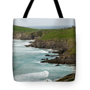 Irish Sea Coast 2 Tote Bag