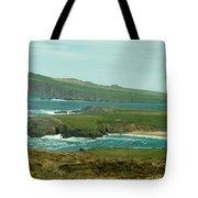 Irish Sea Coast 3 Tote Bag
