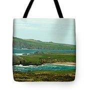 Irish Sea Coast 4 Tote Bag