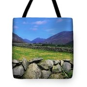 Irish Snow Scenes, Co Wicklow Tote Bag