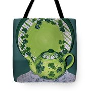 Irish Tea Tote Bag