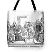 Iron Boot, 1777 Tote Bag by Granger