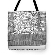 Iron Crown Of Lombardy Tote Bag