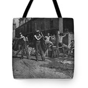 Iron Workers, 1884 Tote Bag