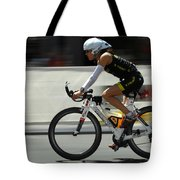 Ironman 2012 Flying By Tote Bag
