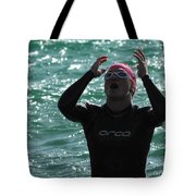 Ironman St George Tote Bag by Bob Christopher