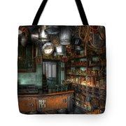 Ironmonger's Shop Tote Bag
