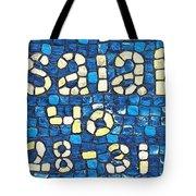 Isaiah 40 28-31 Tote Bag