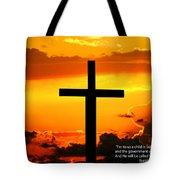 Isaiah 9-6 Niv Tote Bag