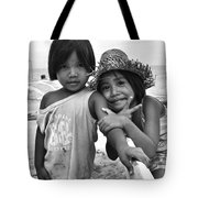 Island Kids Tote Bag