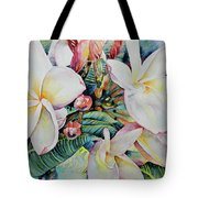 Islands Beauties Tote Bag