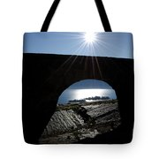Islands Watched From An Arch Tote Bag