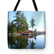 Isle - Natural Reflection Tote Bag