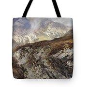 Isle Of Skye Tote Bag