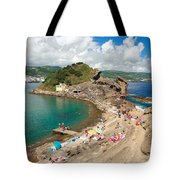 Islet In The Azores Tote Bag