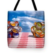 Isometric And Icosahedral Symmetry Tote Bag