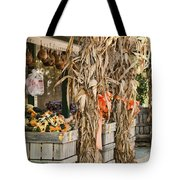 Isoms Orchard In Fall Regalia Tote Bag