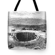 Israel: Well And Troughs Tote Bag