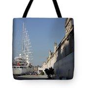 Istanbul Cruise Ship Terminal Tote Bag