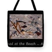 It Happened At The Beach Tote Bag