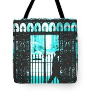 It Is A Strange World Out There Tote Bag