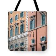 Italian Facade Tote Bag