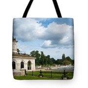Italian Gardens London Tote Bag