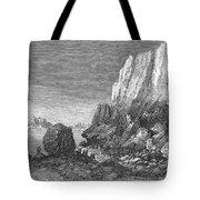 Italy: Earthquake, 1856 Tote Bag