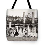 Italy: Pozzuoli, C1890 Tote Bag
