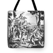 Italy: Protestant Martyrs Tote Bag by Granger