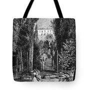 Italy: Tivoli Tote Bag
