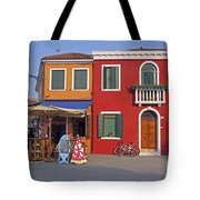 Italy Venice  Tote Bag
