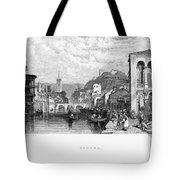 Italy: Verona, 1833 Tote Bag