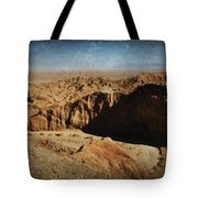 It's A Big Desert Out There Tote Bag
