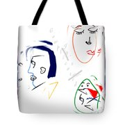 It's Complicated Tote Bag