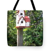 It's For The Birds Tote Bag