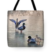 Its Hard To Lead When No One Will Follow Tote Bag