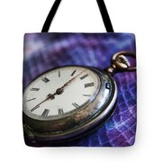 It's High Time Tote Bag