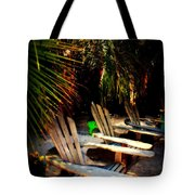 Its Margarita Time In Paradise Tote Bag