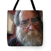 It's Never Nice To Be Me Tote Bag