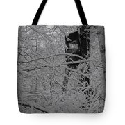 It's Not Camouflaged Anymore Tote Bag