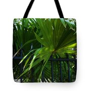 Its Pretty And Tropical In Key West  Tote Bag
