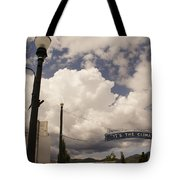 Its The Climate 4 Tote Bag