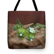 Itty Bitty Flower Tote Bag