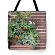 Ivy And Things Tote Bag