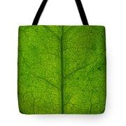Ivy Leaf Tote Bag