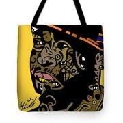 J Dilla Full Color Tote Bag
