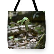 Jack-in-the-pulpit Tote Bag