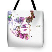Jack Nicolson 2 Tote Bag